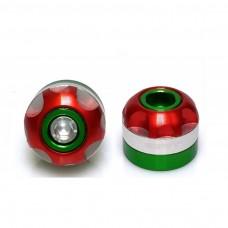 Handlebar weights ergal KR3