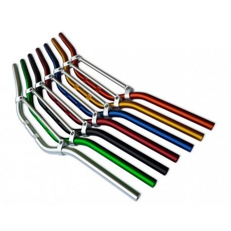 Enduro cross handlebar 22 mm in ergal SRT